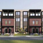 Parkwood Homes the Flats Rendering